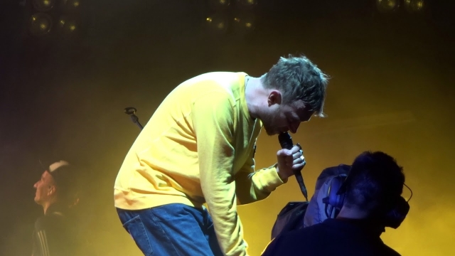 Gorillaz presentan en vivo 'The Now Now'