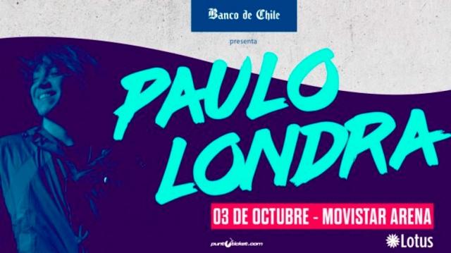 Paulo Londra volverá a Chile