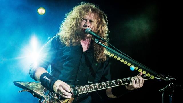 Dave Mustaine, de Megadeth, revela avances en su tratamiento contra el cáncer