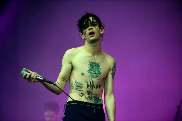 Matt Healy compara a The 1975 con The Smiths y Radioehad
