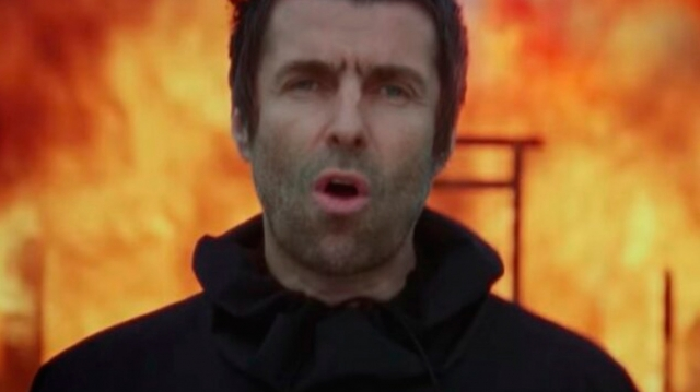 Liam Gallagher presenta el video de su single 'Shockwave'