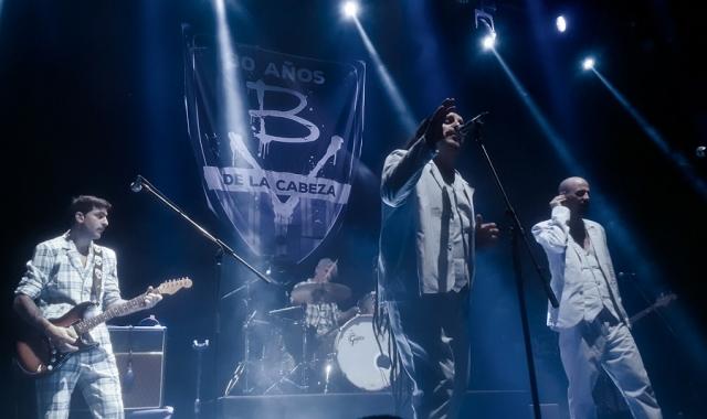 Bersuit Vergarabat celebraron sus 30 años en El Plaza Condesa