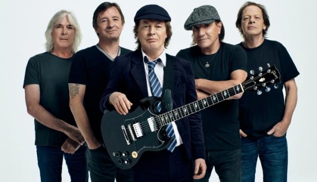 AC/DC anuncian lanzamiento de su nuevo disco 'PWR/UP'