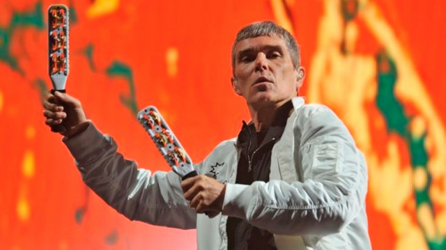 Ian Brown y el éxito de su single 'Ripples'
