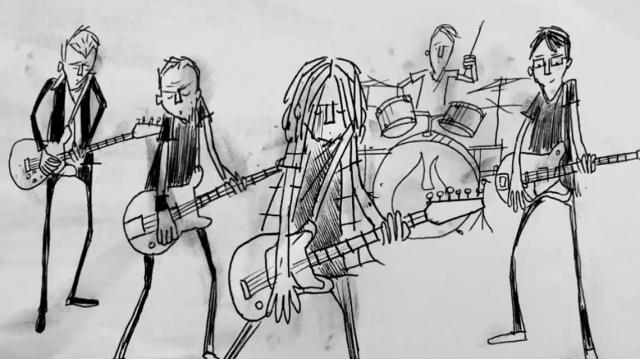 Pearl Jam estrenan video para 'Superblood Wolfmoon'