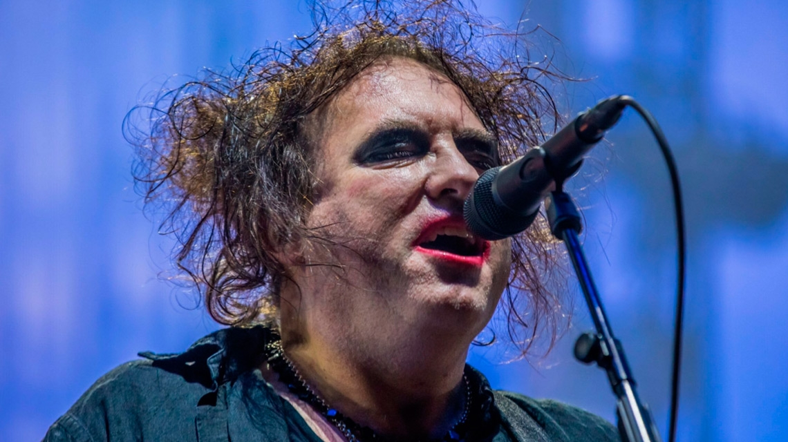 The Cure regresaron con éxito a Latinoamérica