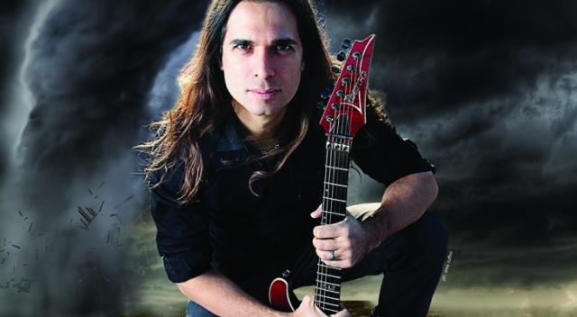 Kiko Loureiro recordó su primer show con Megadeth