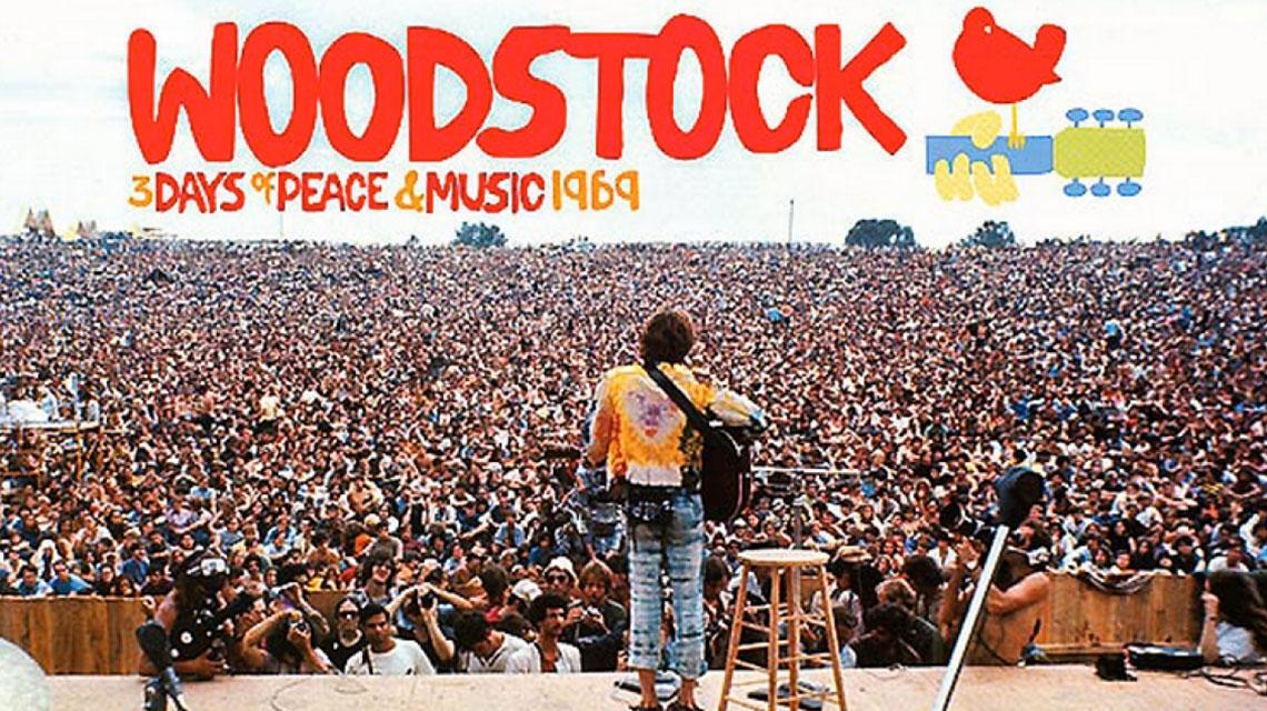 Woodstock revivirá su festival 50 años después