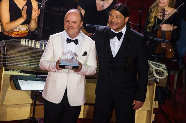 Metallica recibieron el Polar Music Prize