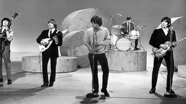 The Rolling Stones, a 54 años de su debut en TV en EU