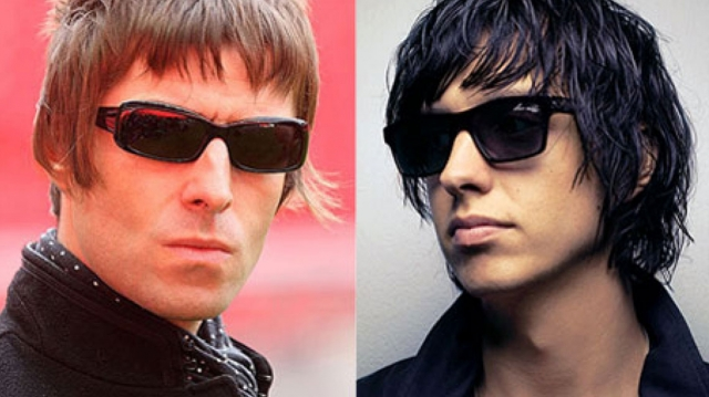 Liam Gallagher, enemigo de Julian Casablancas