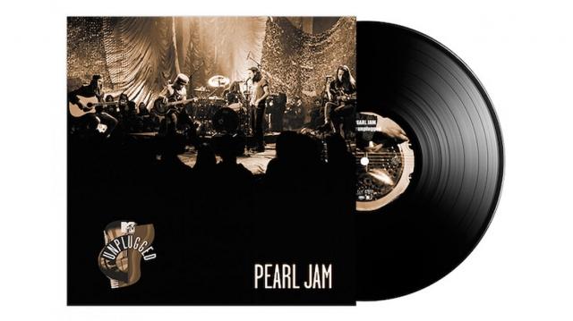 Pearl Jam y el éxito de su vinyl MTV Unplugged