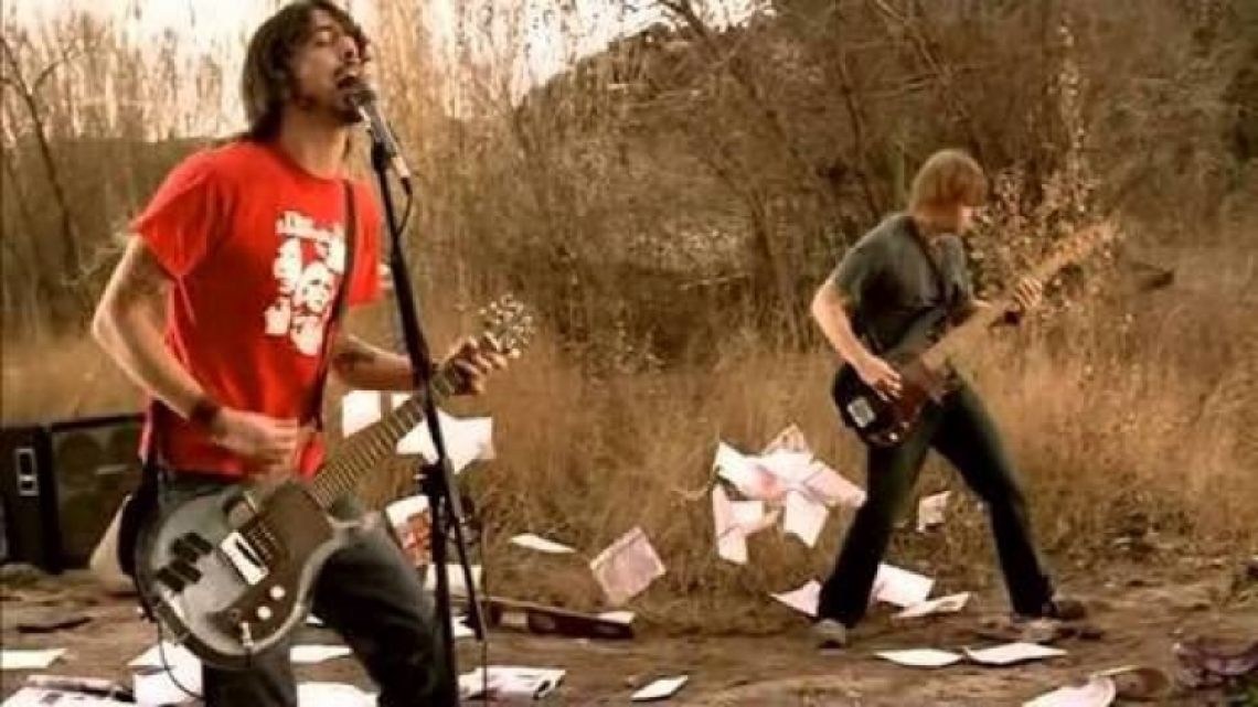 Foo Fighters, a 16 años de 'Times Like These'