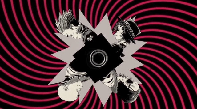 Gorillaz y el éxito de su single 'Sorcererz'
