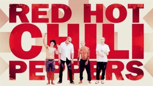 Red Hot Chili Peppers siguen preparando su nuevo disco