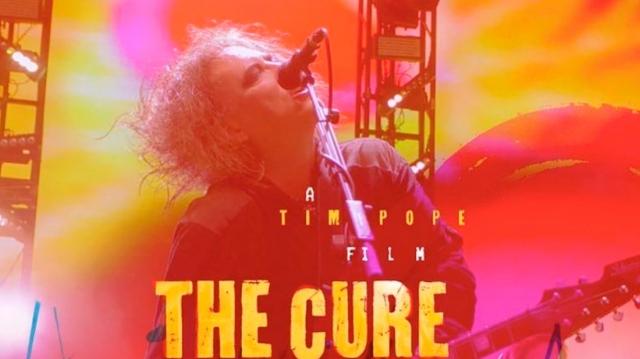The Cure estrenan la película con el show de su 40 Aniversario