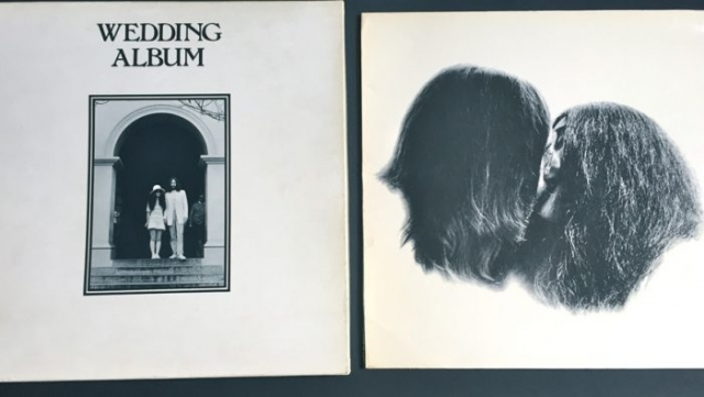 Yoko Ono reedita disco que grabó junto a John Lennon