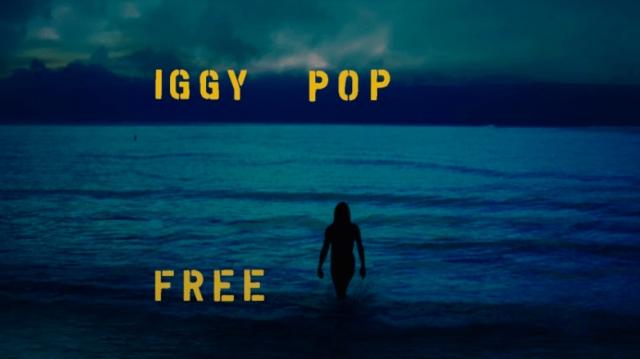 Iggy Pop anuncia su nuevo disco titulado 'Free'