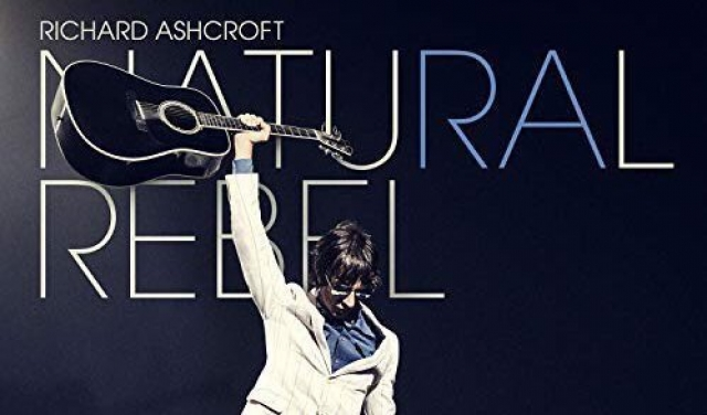Richard Ashcroft lanza oficialmente 'Natural Rebel'