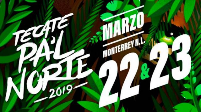 Pa'l Norte anuncia su cartel para el 2019
