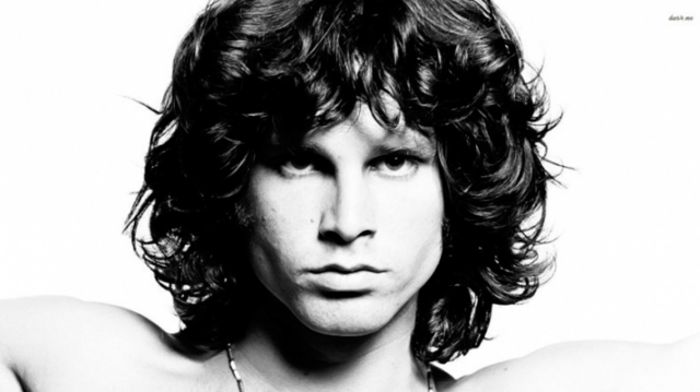 El mundo celebra cumpleaños 76 de Jim Morrison