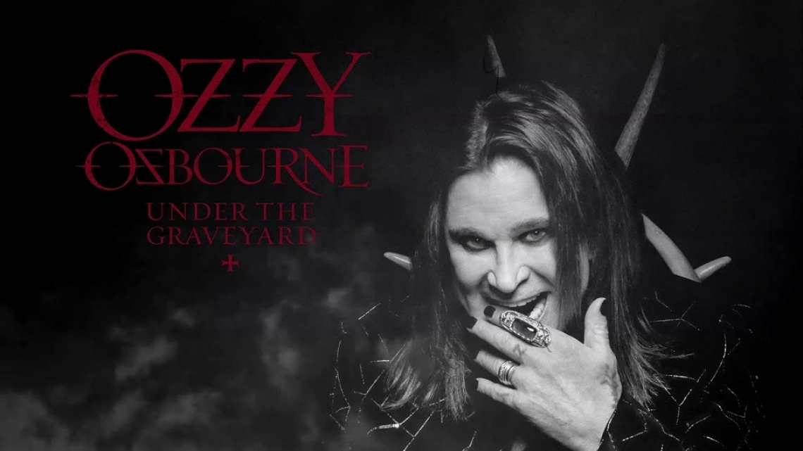 Ozzy Osbourne comparte su single 'Under The Graveyard'