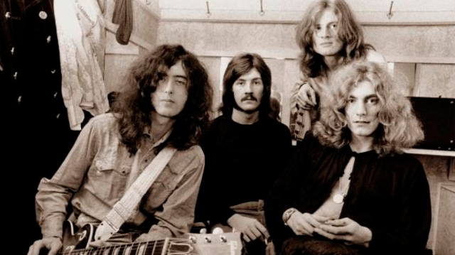 Led Zeppelin anuncian documental para celebrar su 50 Aniversario