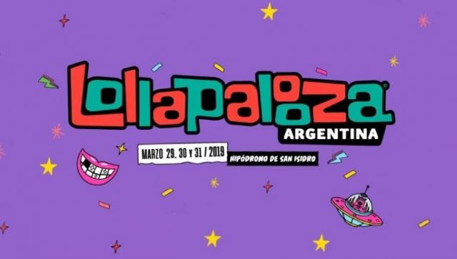 Así sería Lollapalooza Argentina 2019