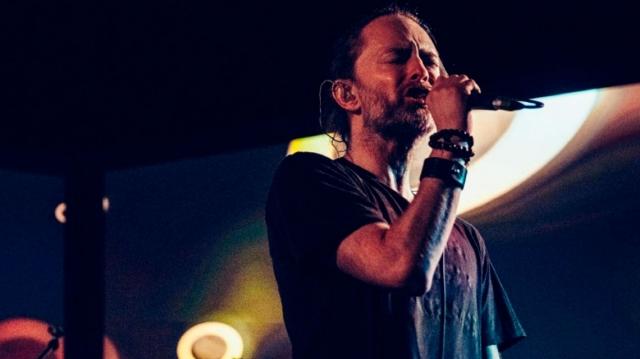 Thom Yorke compartió mixtape con sus canciones favoritas