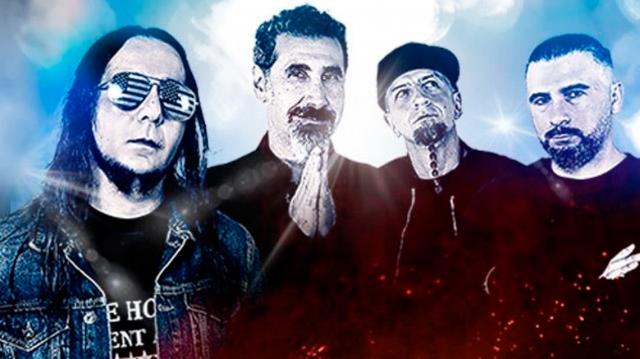 System Of A Down siguen pensando en un nuevo disco