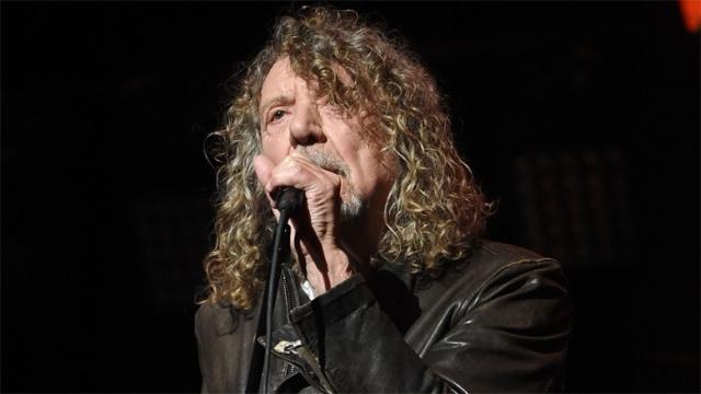 El mundo celebra cumpleaños de Robert Plant
