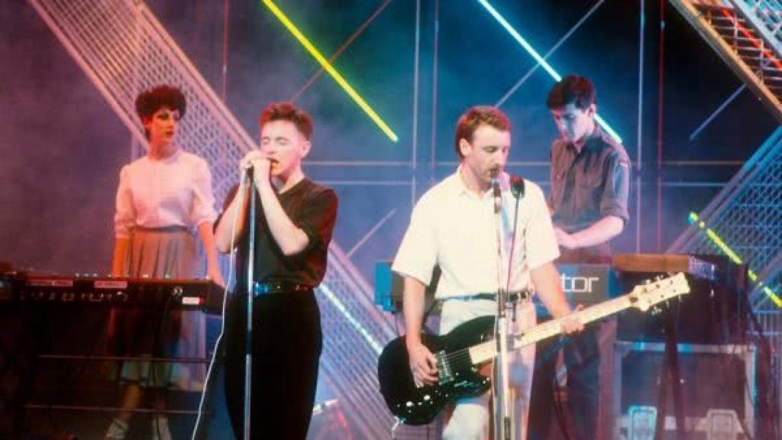 New Order comparte un video inédito de