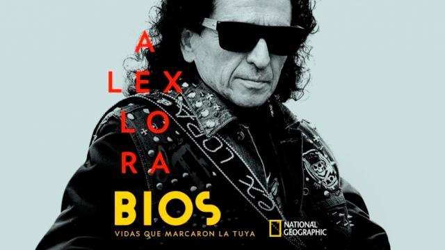 National Geographic estrena documental sobre Alex Lora