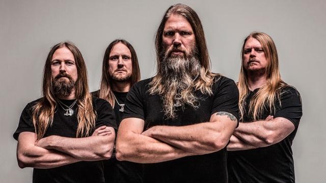 Amon Amarth lanzan su nueva canción 'Raven's Flight'