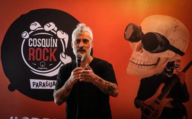 Cosquín Rock llega por primera vez al Paraguay