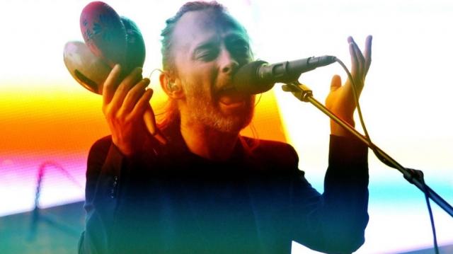 Nuevo lanzamiento de Thom Yorke en apoyo a Greenpeace