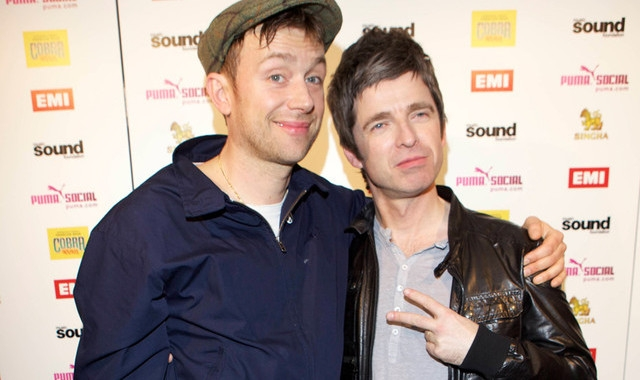 Noel Gallagher desea colaborar con Damon Albarn