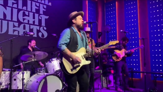 Corona Capital 2018 vivió su previa con Nathaniel Rateliff & The Night Sweats