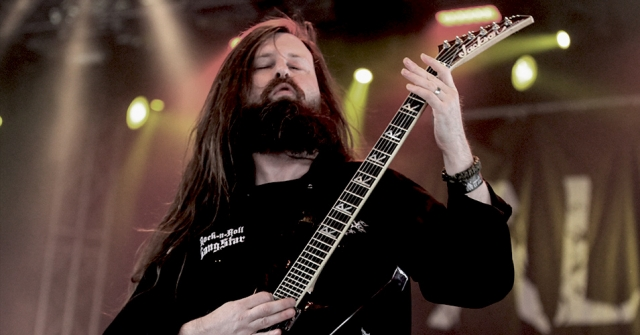 Fallece Oli Herbert, fundador de All That Remains