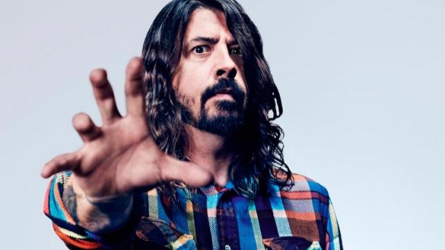 Dave Grohl prepara lo nuevo de Foo Fighters