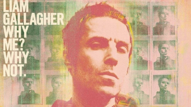 Liam Gallagher publica su álbum 'Why Me? Why Not.'