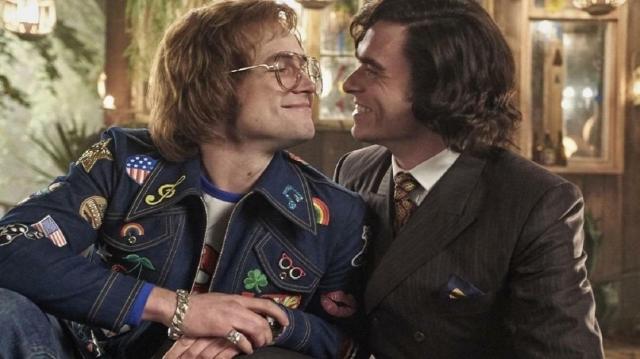 'Rocketman', la película que triunfa contando la historia de Elton John