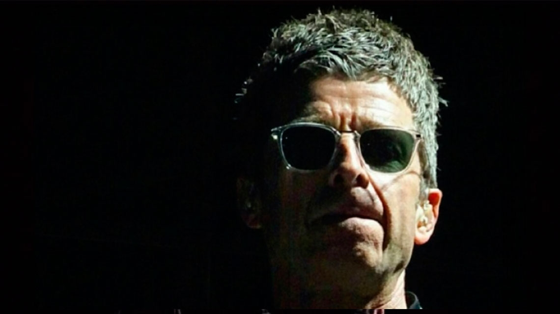 Noel Gallagher lanza libro sobre su gira con High Flying Birds