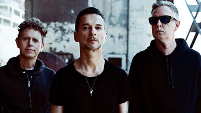 Depeche Mode, rumbo a su película biográfica