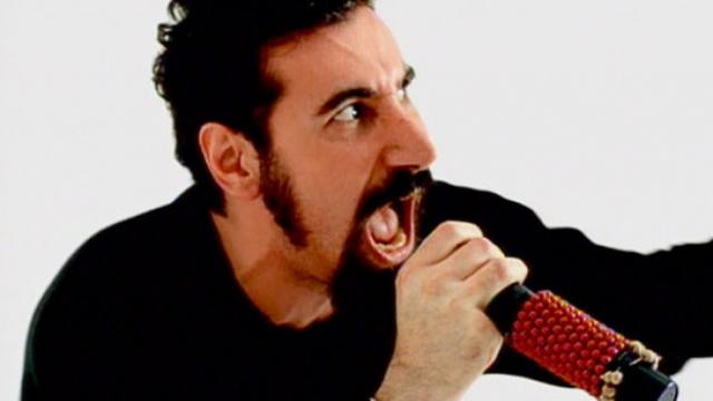 Serj Tankian ya no quiere escribir canciones