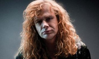Voz de Dave Mustaine aparecerá en nuevo filme de terror