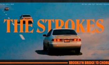 The Strokes lanzan su nuevo single 'Brooklyn Bridge To Chorus'