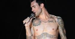 Adam Levine, de Maroon 5, cumple 40 años