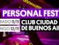 Personal Fest confirmó sus fechas para edición 2017