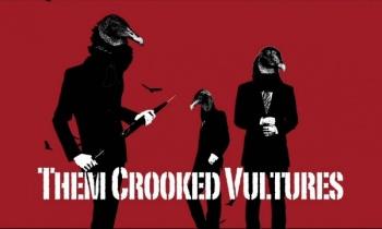 Them Crooked Vultures, a nueve años de su gran único álbum